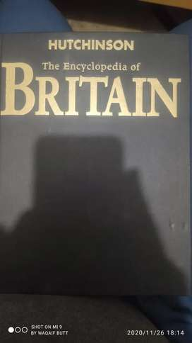 The Encyclopedia Of Britain