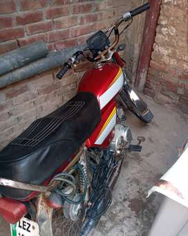 Bike for sell metro 2007 model good condition