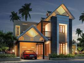 Premium 3BHK Villas Close To Ottapalam Bus Stand