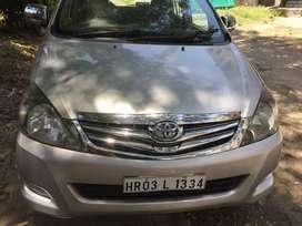 Toyota Innova 2.0 V, 2009, Diesel
