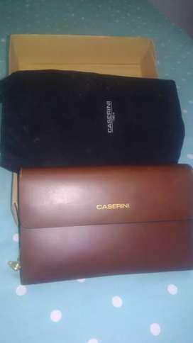 Dompet tangan Casserini like new