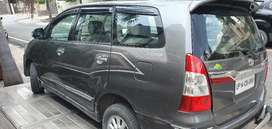 Toyota Innova 2.0 VX 7 STR BS-IV, 2013, Diesel