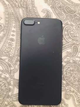 Selling iphone 7 plus 32gb PTA APPROVED battery health 91%
