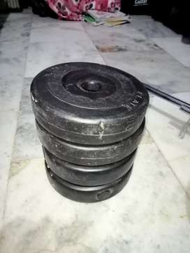 Gym set with good condition