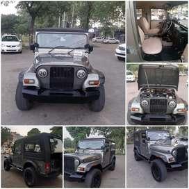 Mahindra Thar CRDe 4x4 AC, 2013, Diesel