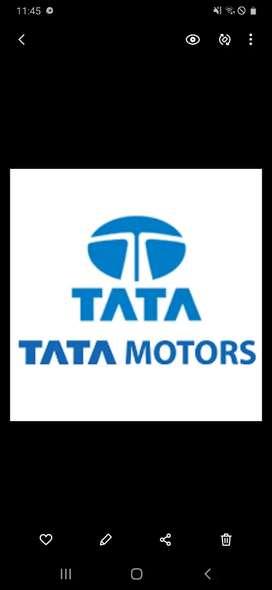 Urgent hiring for tata motors Ltd company