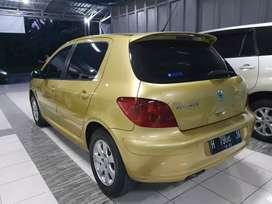 Peugeot 307sporty XS Automatic th 2003 Pajak panjang