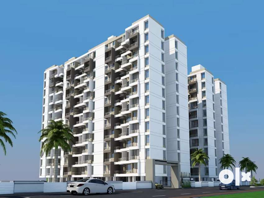 2 Bhk nearing possession n flat for sale at dehugaon 0