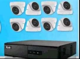 PAKET CCTV TERLENGKAP GARANSI RESMI BERIKUT PASANG