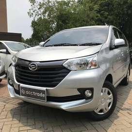 Daihatsu Xenia 1.3 X M/T 2017 SILVER
