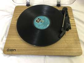 """Vinyl Turn Table *ION*  Classic LP Record Player """"Mint Condition"""""""""""