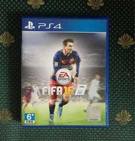 Kaset PS4 FIFA 16