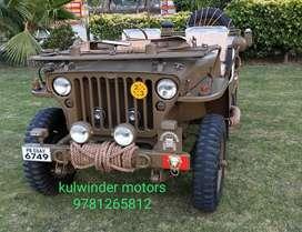 Punjab jeep modified