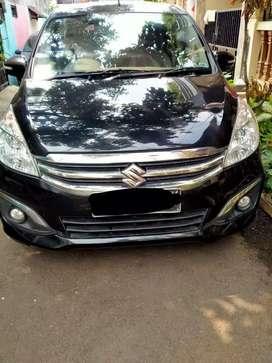 Suzuki Ertiga GX MT 2016 Hitam Metalic