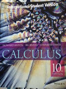 CALCULUS 10th edition