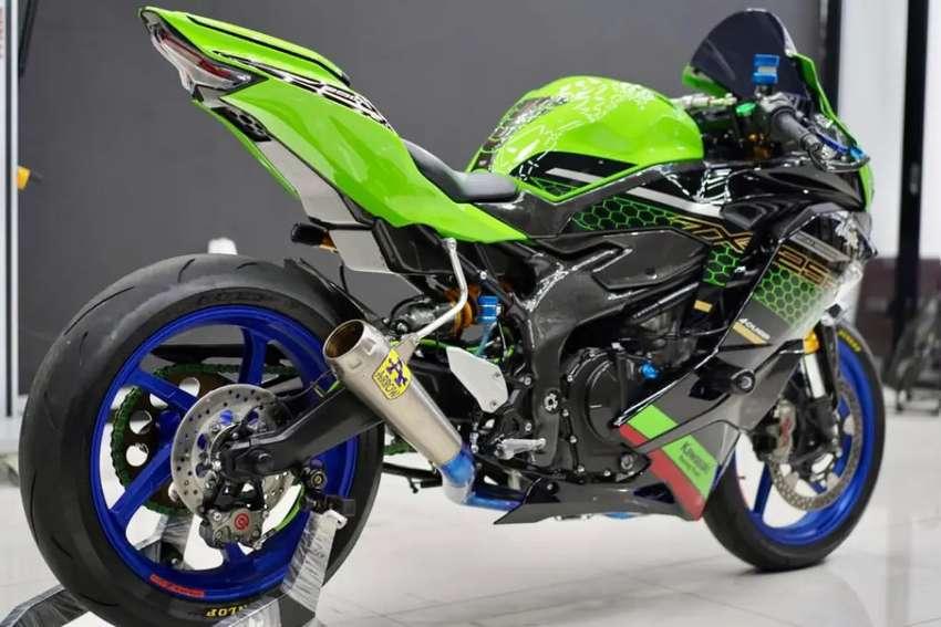 Kawasaki ZX25R super hedon
