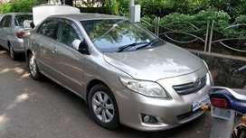 Toyota Corolla Altis G, 2008, Petrol