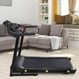 3HP Electric Incline Folding Treadmill Walking Running Jogging Fitness