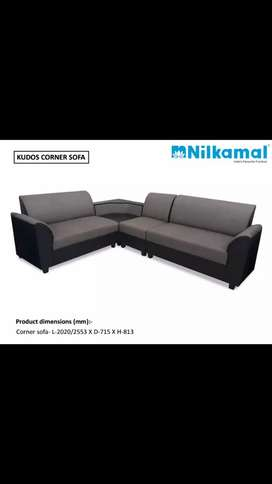 Nilkamal Brand new corner sofa