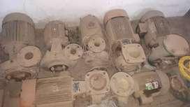 Kirloskar and other Mocoblock Water Pumps