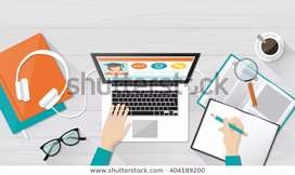 Work from home with mobile