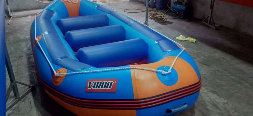Jual Perahu Rafting Virgo 6 Orang Perahu Karet Rafting Virgo Murah