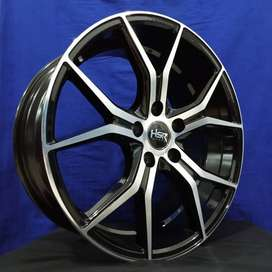 Velg Ring 18 Racing Rush Terios Camry Xpander Innova