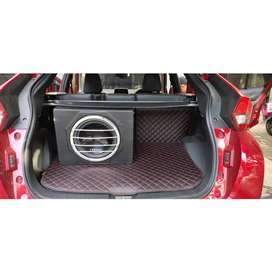 Karpet ECLIPSE CROSS th 2019-2021 fullset Carpet Synthetic Leather