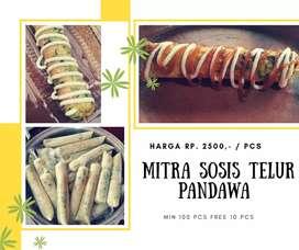 Mitra Sosis Telur Pandawa