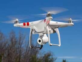 WEDDING NEW HD DRONE CAMERA WITH REMOT CONTROL..fez