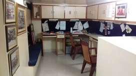 130sft  office / back office in Bowbazar