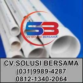 Pipa PVC AW/D/C/SNI Dan Fitting Murah Berkualitas