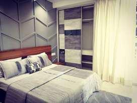 Two side open 3 BHK Apartment with Lifts & Club house at patiala Road