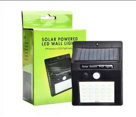 Lampu dinding solar/ lampu tenaga matahari
