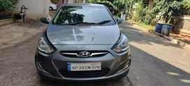 Hyundai Verna 1.6  2014