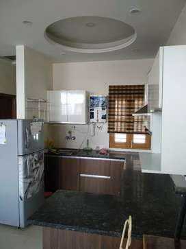 Independent & semi furnished 2bhk flat for rent near Patthribagh chowk