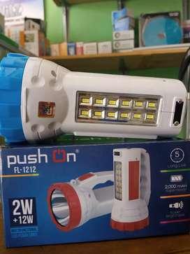 Senter Tangan LED plus Emergency