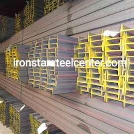 Kanal Baja WF, Besi beton, Sheet pile baja, Wiremesh, Kanal Cnp, dll