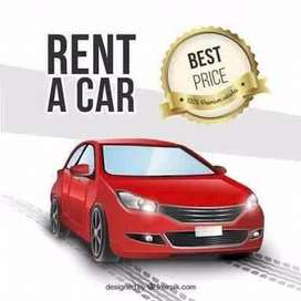New cab rent a car service