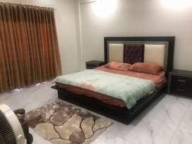 Bahria height 2 ext Luxury fully furnished 1 bed apprtmnt for rent