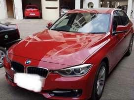 BMW 3 Series 320d Sport Line, 2013, Diesel