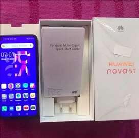 Huawei Nova 5t 8/128gb likenew