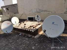 All types of DTH Dish Repair