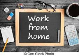 do work form home