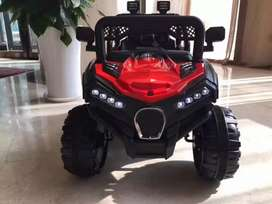 Battery Operated kids Jeep, car and Bike