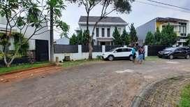 Rumah Luas Dijual Harga Miring Anggrek Loka BSD City