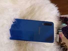 Samsung Galaxy A7 2018 ram 4/64GB like new
