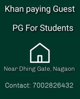 PG NEAR DHING GATE HAIBORGAON NAGAON