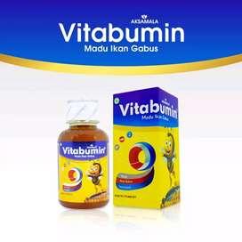 Madu Vitabumin and gizidat