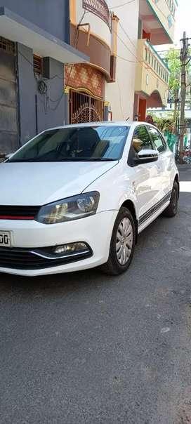 Volkswagen Polo 2015 Diesel 100000 Km Driven